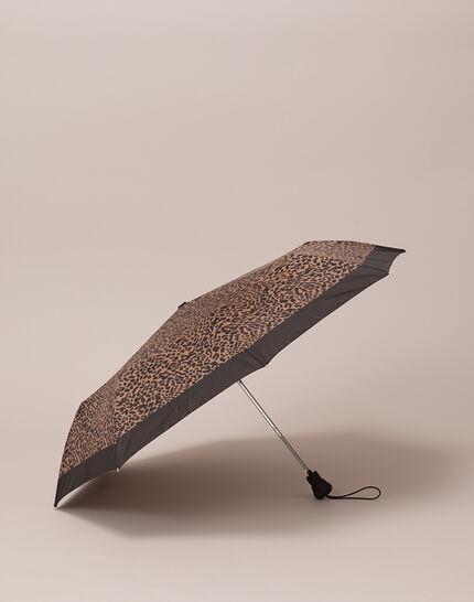 Regenschirm mit Leoparden-Print Rain (2) - 1-2-3