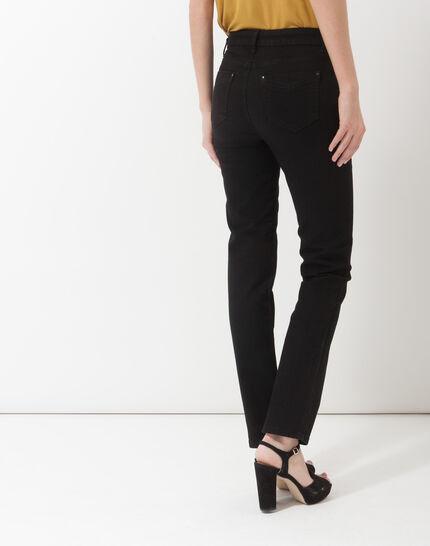 Victor straight black jeans (4) - 1-2-3
