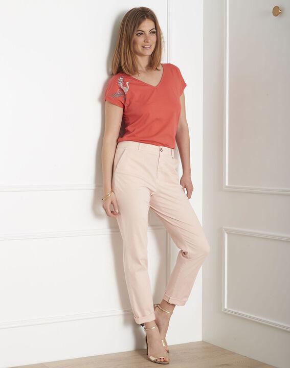Pantalon poudre chino Calypso (2) - Maison 123