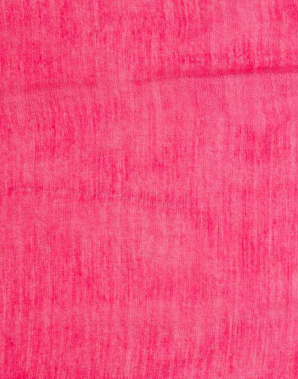 Maeva raspberry silk stole (2) - 1-2-3