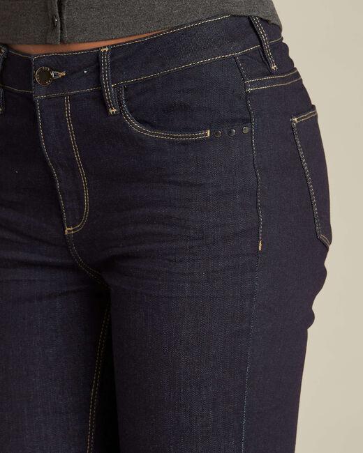 Marineblaue Slim-Fit-Jeans Vendome (1) - 1-2-3