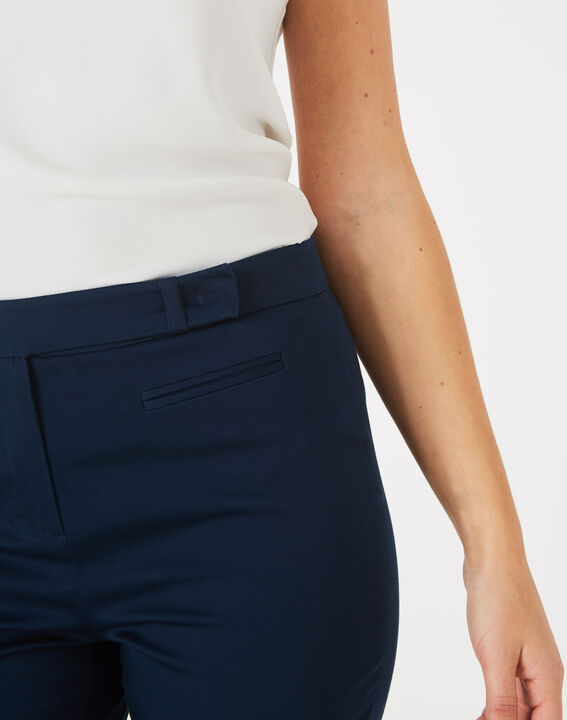 Pantalon bleu marine Rubis (3) - 1-2-3