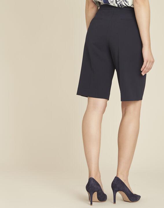 Hinox navy microfibre Bermuda shorts (4) - 1-2-3