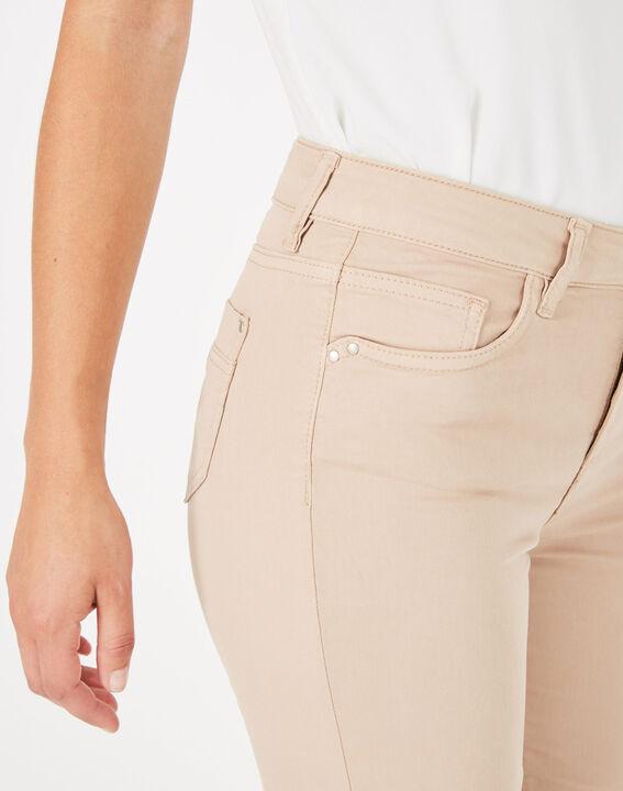 Pantalon nude 7/8ème Oliver (3) - 1-2-3