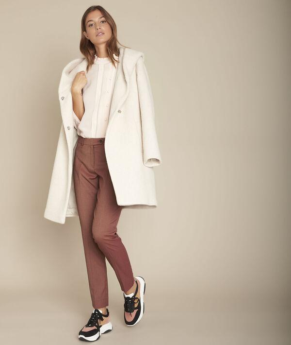 Pantalon faux uni Valero PhotoZ | 1-2-3