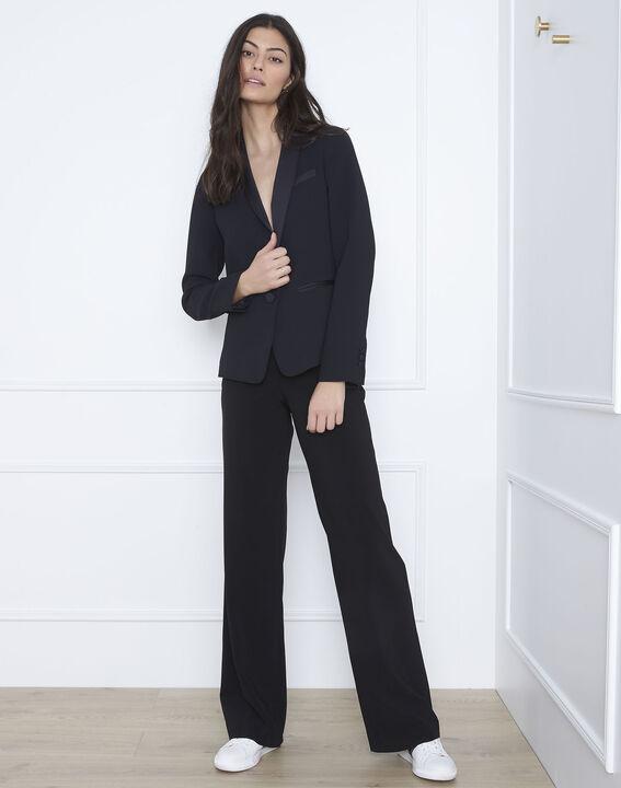 Pantalon noir large Gatien PhotoZ | 1-2-3
