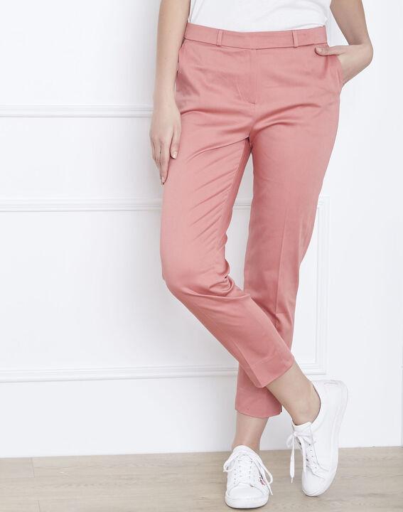 Pantalon rose cigarette Rubis (2) - Maison 123