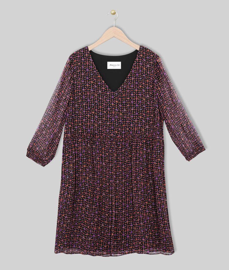 Robe imprimée Clarisse PhotoZ | 1-2-3