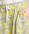 Jupe jaune imprimée Lutin PhotoZ   1-2-3