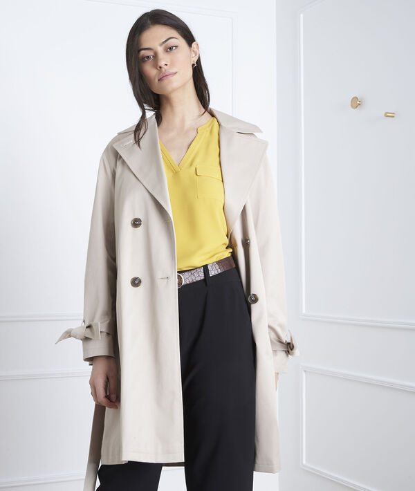 Camel trench Dean PhotoZ | 1-2-3