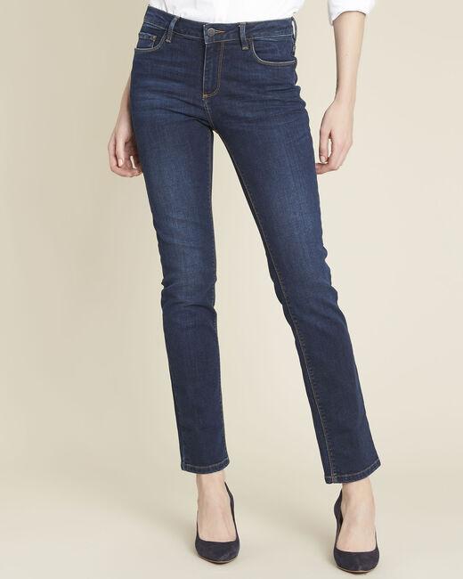 Vivienne straight-cut indigo jeans (2) - 1-2-3