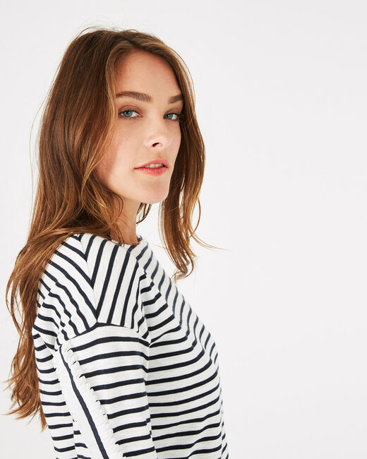 Babord striped cotton T-shirt (2) - 1-2-3