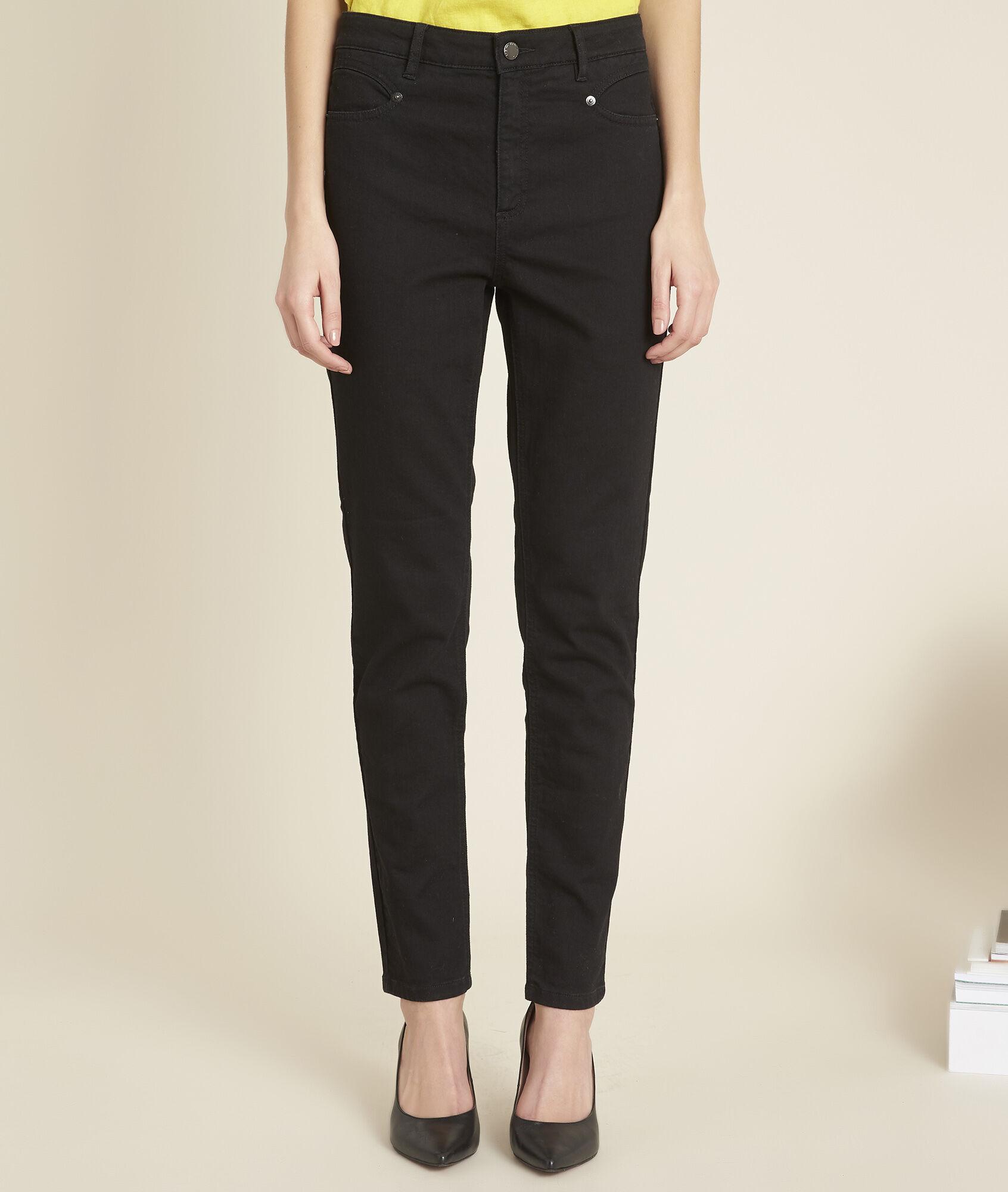 Schwarze formende 78 Slim Fit Jeans Honore