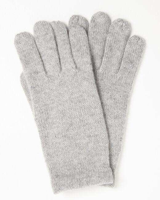 Gants gris en cachemire Ustavio (1) - 37653