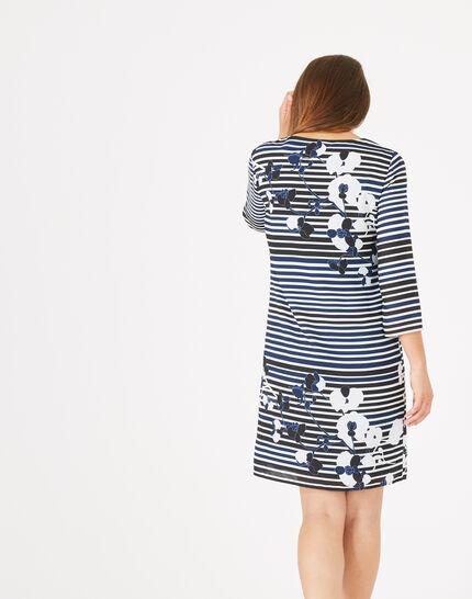 Abysse striped dress (5) - 1-2-3