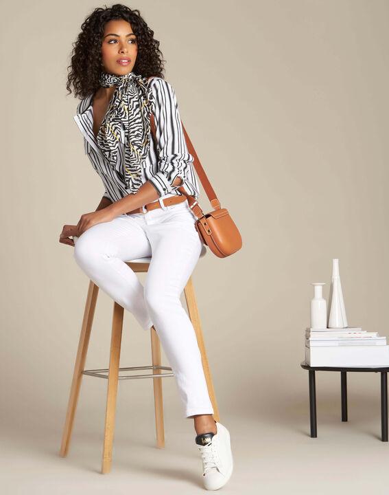 Dan striped blouse (2) - 1-2-3