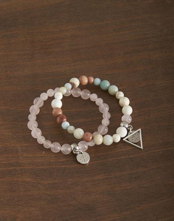 Bracelet perles jade Bonheur (3) - Maison 123