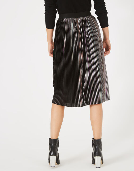 Fly trendy pleated skirt (4) - 1-2-3