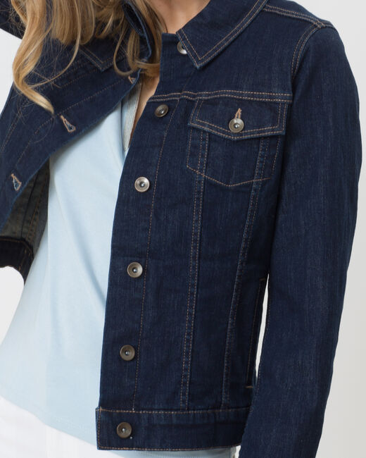 Karl denim jacket (1) - 1-2-3