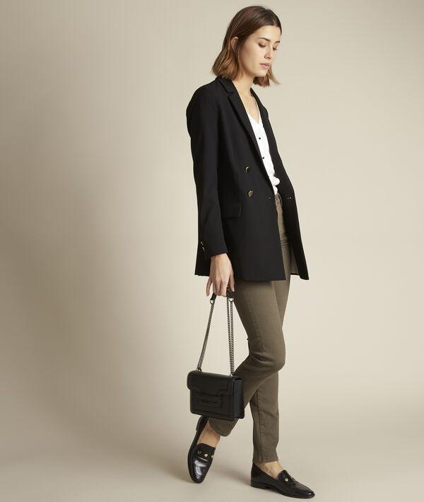 L'iconique slim : jean tilleul Suzy PhotoZ | 1-2-3