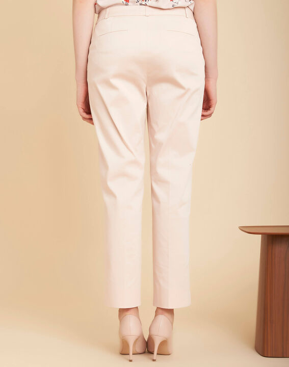 Pantalon rose pale 7/8ème Rubis (4) - 1-2-3