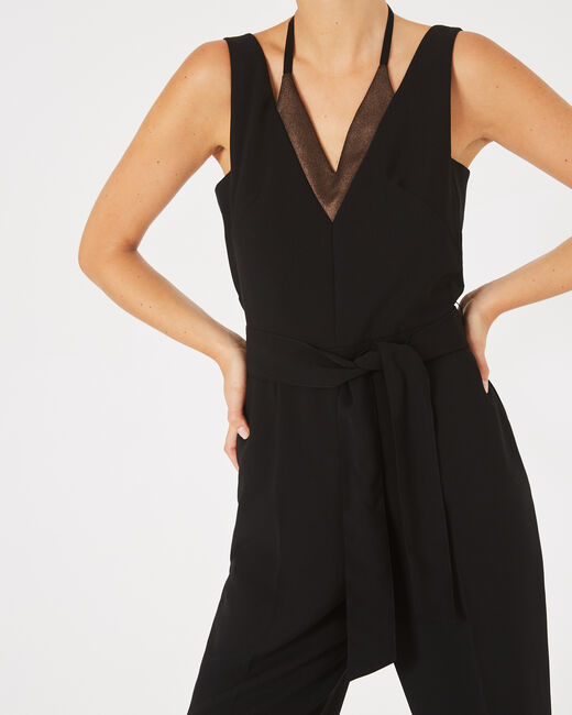 Ginger black jumpsuit (2) - 1-2-3