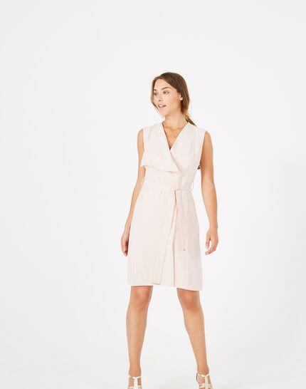 Amalia trench-style dress (1) - 1-2-3