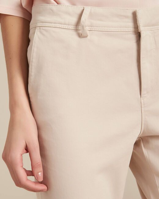 Pantalon nude chino Jacob (1) - 1-2-3
