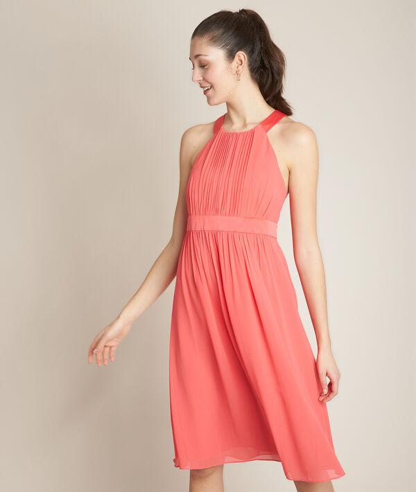 Robe en polyester recylé Onylle PhotoZ | 1-2-3