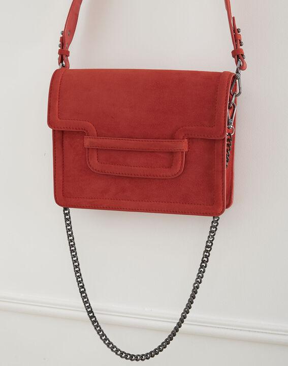 123 - Die emblematische Tasche in Korallenrot (4) - Maison 123