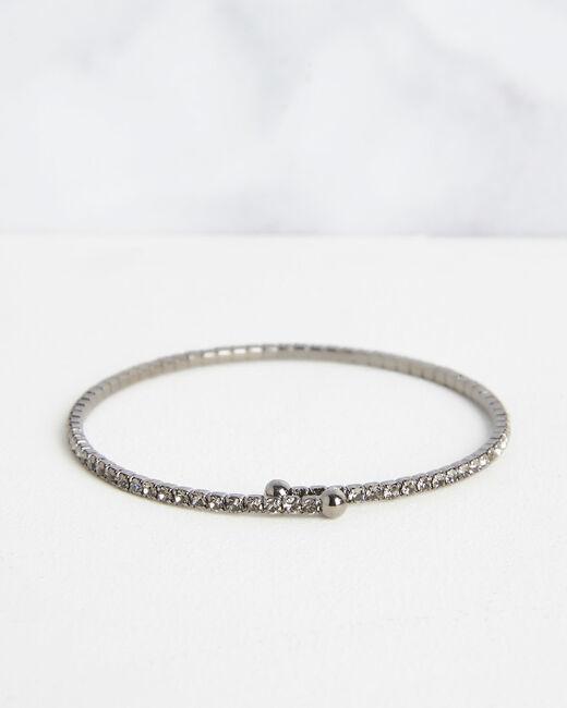 Bracelet brillant noir Olympe (1) - 1-2-3