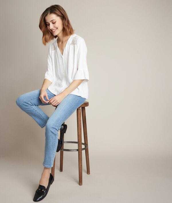 Slim Jeans Lurex Stone Amanda  PhotoZ   1-2-3