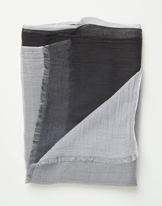 Alexa tie dye marl scarf PhotoZ | 1-2-3