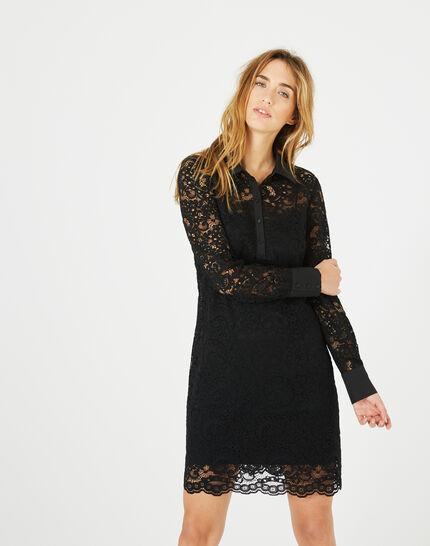 Amazone black lace dress (3) - 1-2-3