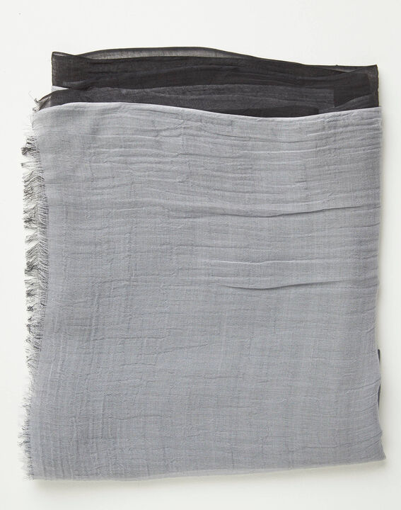 Alexa tie dye marl scarf (2) - 1-2-3