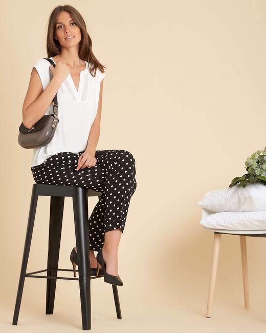 Douglas polka dot printed trousers (2) - 1-2-3