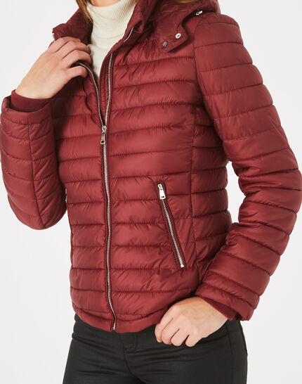 Louise red quilted jacket (3) - 1-2-3