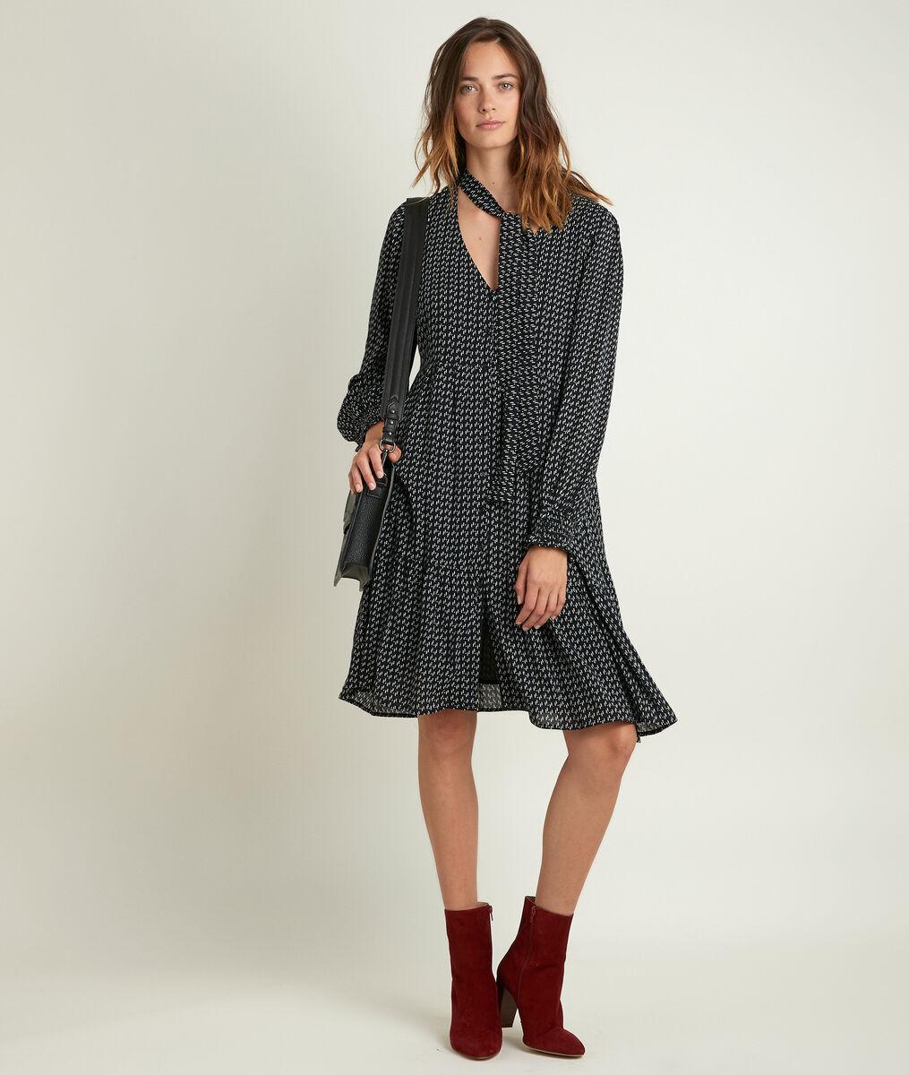 Robe imprimée Nikki PhotoZ | 1-2-3