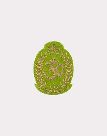 Broche vert nil Ispirit (2) - 1-2-3