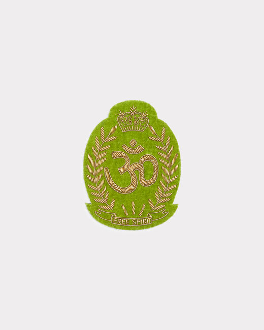 Broche vert nil Ispirit (1) - 1-2-3