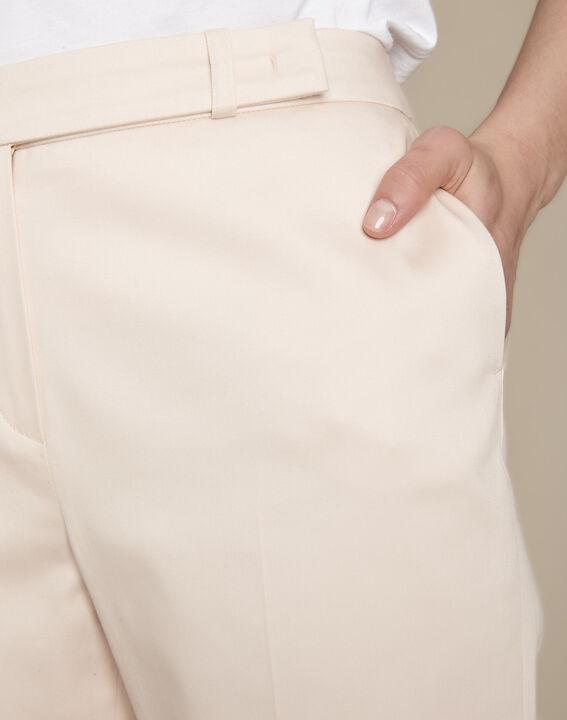 Pantalon poudre cigarette Rubis (3) - Maison 123