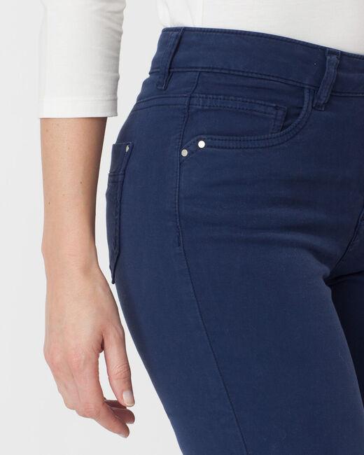 Pantalon bleu 7/8ème Oliver (2) - 1-2-3