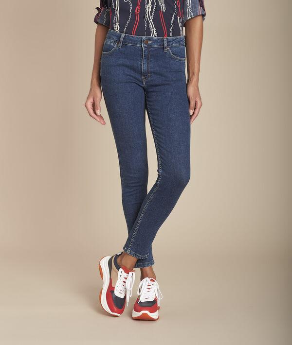 L'Audacieux skinny :  jean brut Sally PhotoZ | 1-2-3