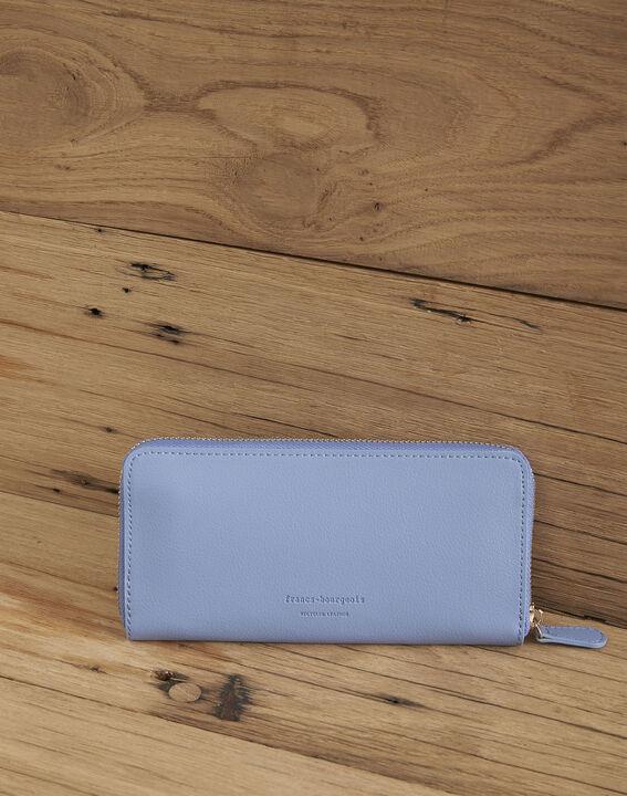 Portefeuille bleu ciel Leman PhotoZ   1-2-3