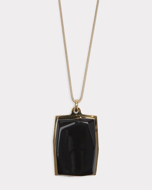 Ida black necklace (2) - 1-2-3