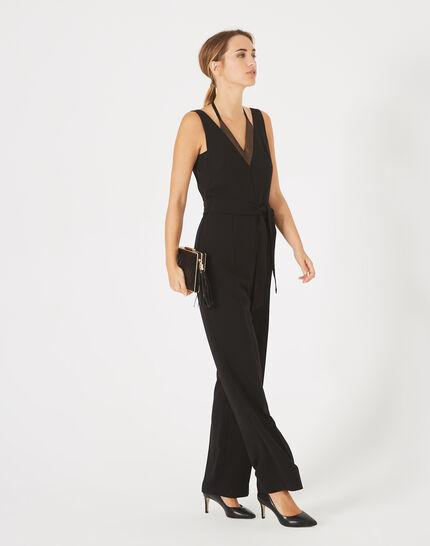 Ginger black jumpsuit (2) - 1-2-3