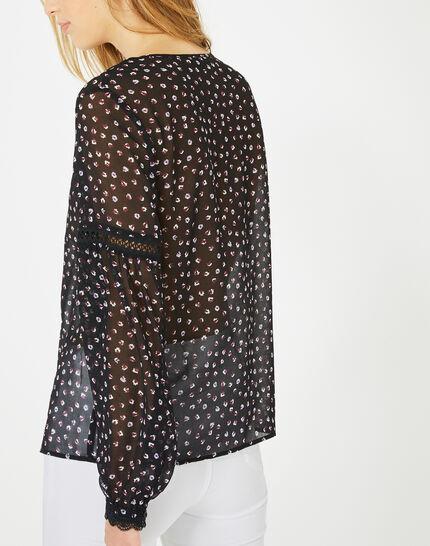 Délice printed blouse (4) - 1-2-3