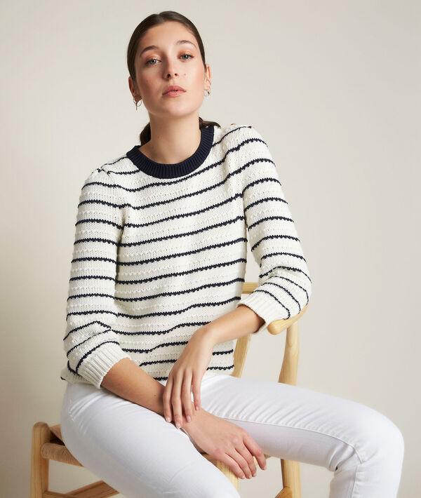 Gestreifter Pullover Daphnee PhotoZ | 1-2-3