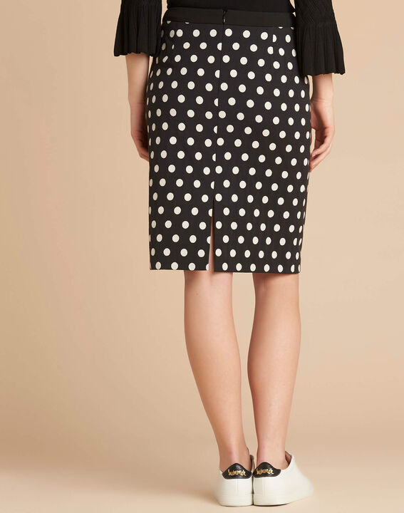 Falcon polka dot skirt (4) - 1-2-3
