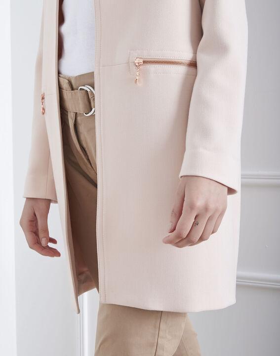 Manteau poudre zips Kaya (3) - Maison 123